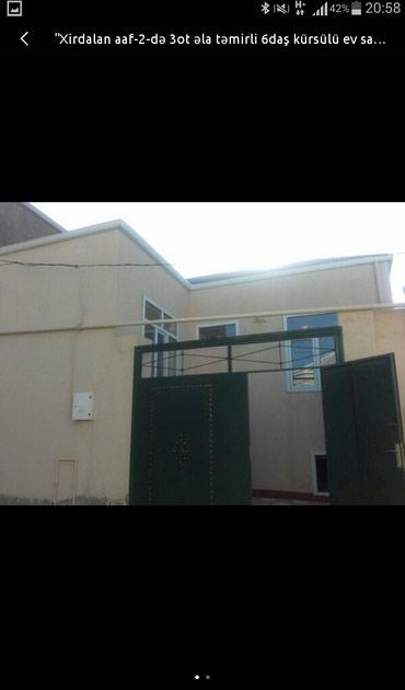 Xırdalan şəhərində Xirdalanda AAF parkda  3 otaqli tàmirli hàyàt evi tàcili