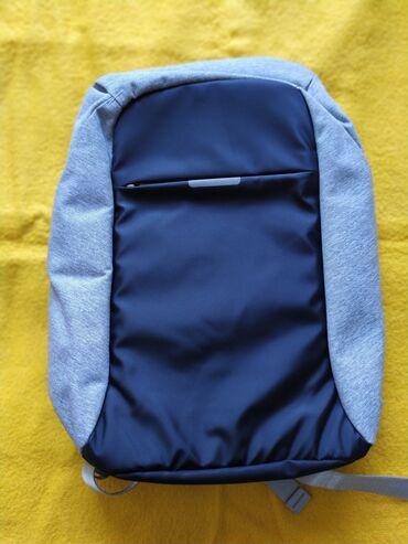 Рюкзак новый, антикражный. Заказывали с Китая, состояние отличное