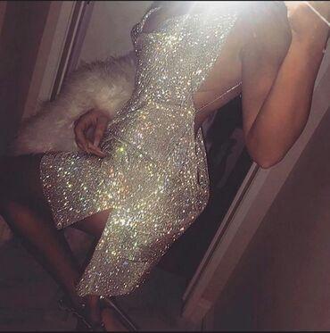 Βραδινο φορεμα με παγιετες