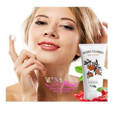 Омолаживающий Годжи крем для лица Goji Cream от Hendel's Garden–