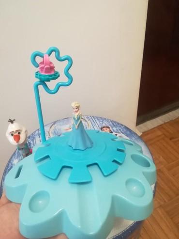 Frozen-kompleticine - Srbija: Frozen manikir set, sadrži turpijicu, pincetu, gratis prsten i snalicu