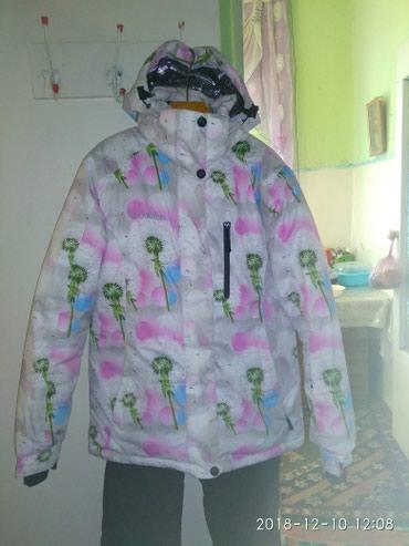 Женская одежда в Каракол: Каракол Продаю горнолыжный костюм. в хорошем состоянии 700с