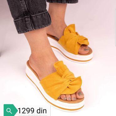 Papuce iz pariza - Srbija: Papuce