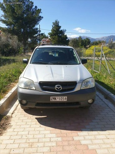 Mazda Tribute 2 l. 2004 | 273000 km