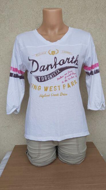 Košulje i bluze | Pozarevac: L.O.G.G pamucna bluzicaVel. S 299din.PamukDuzina 56cmGrudi