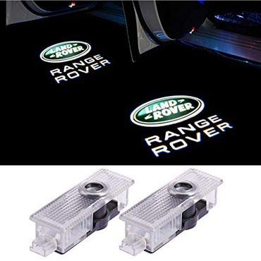 Range Rover qapi loqosu.avtamabilin qapilarinde hec bir kanstruksiya в Bakı