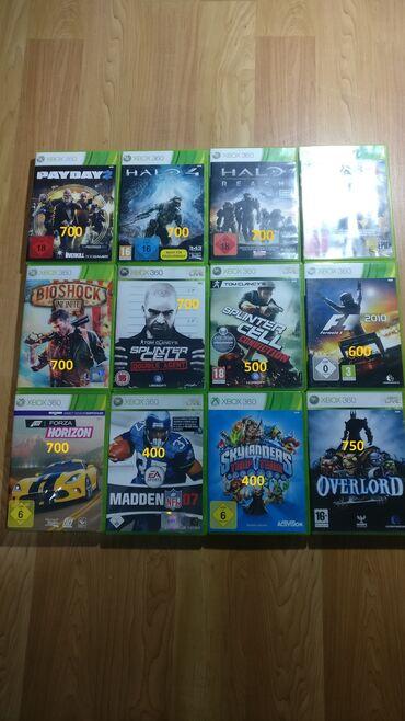 Xbox 360 & Xbox | Srbija: Xbox 360 Igre  Prodajem polovne ispravne Igre za xbox 360 konzolu. Igr