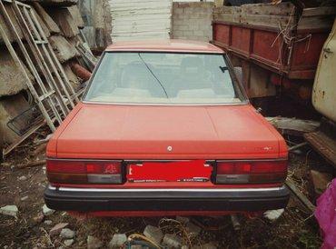 Nissan Bluebird 1986 в Лебединовка