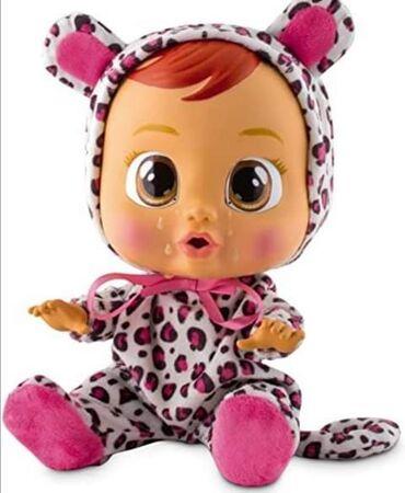 Baby Dolls -Velika LUTKA Beba Koja PLAČE 1800 din ss