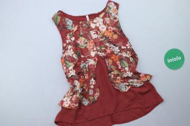 1537 объявлений: Жіноча блуза з квітковим принтом Stradivarius, р. S   Довжина: 54 см Ш