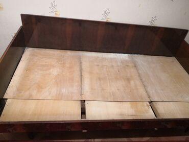Другая мебель - Кыргызстан: Тахта деревянная, без подушек