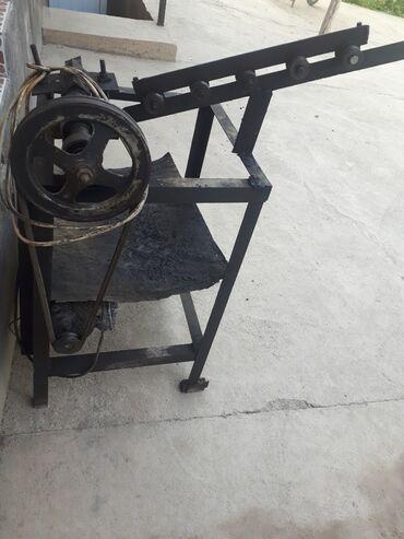 Оборудование для бизнеса - Кызыл-Кия: Сетка токуучу аппарат сатылат полный комплект 380в