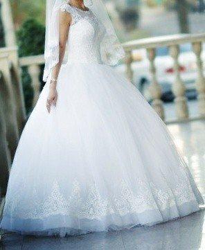 Продаю свадебное платье! Украинское, в Бишкек