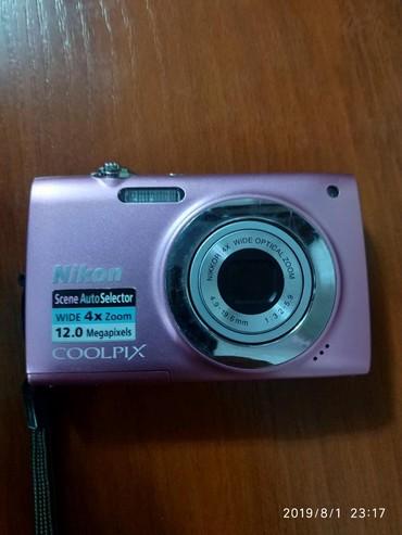 фотоаппарат nikon coolpix p50 в Кыргызстан: Продаю цифровой фотоаппарат Nikon Coolpix 2500