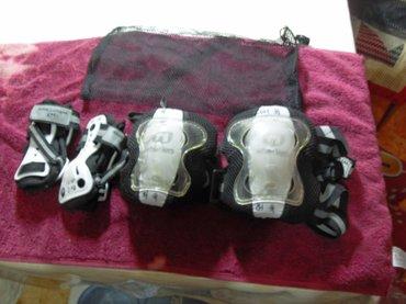 Продаю щитки безопасности для катания на роликах взрослые и детские в Лебединовка