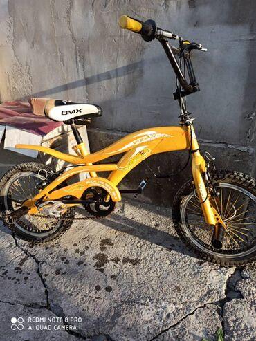 Мотоциклы и мопеды в Бишкек: Продаю велосипед подростковый  Цена 5000сом