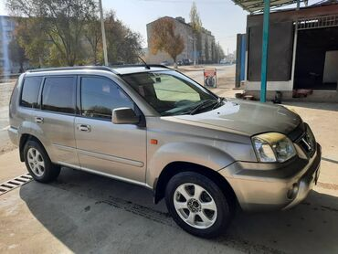 nissan ulan udje в Кыргызстан: Nissan X-Trail 2 л. 2002