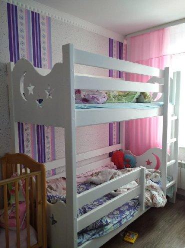 Изготовление и продажа двухярусных односпальных двухспальных кроватей