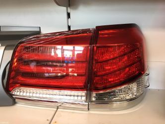 Lexus LX570 задние фонари комплект.  в Бишкек