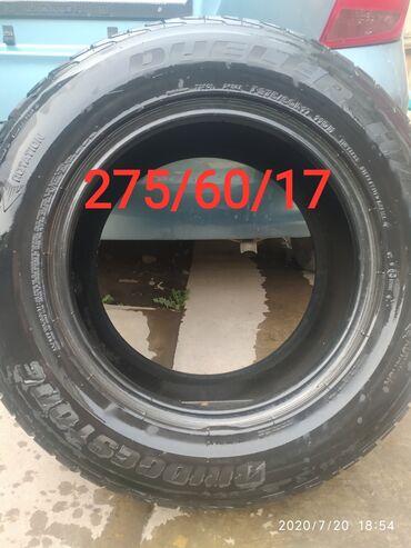 шини 17 60 в Кыргызстан: 275/60/17 пара в отличном состоянии. торг при осмотре.находится