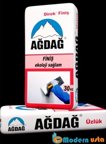 Bakı şəhərində 🔴Agdag finish (uzluk)-6.49 Azn 🔴