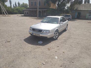 audi 100 2 8 quattro в Кыргызстан: Audi A6 2.6 л. 1995 | 360 км