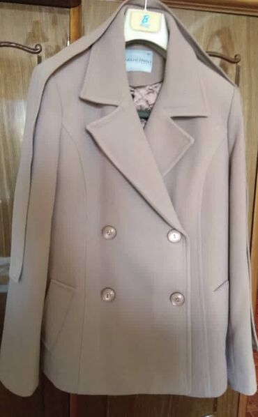 Пиджак, кашемир, 48-50 размер, демисезонный, одевали всего раза два