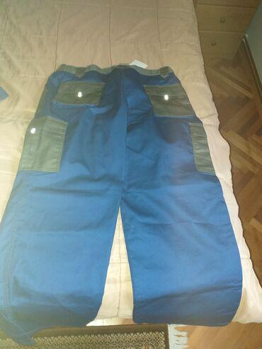 Sako i pantalone - Srbija: Radne pantalone sa tregerima i bez