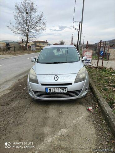 Renault Grand Scenic 1.5 l. 2009 | 196000 km