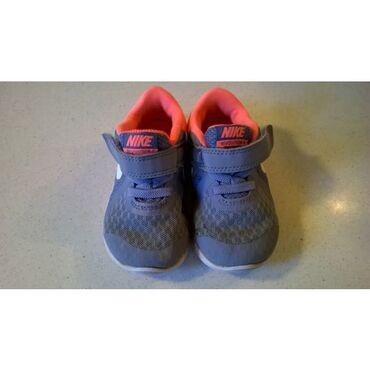 Παιδικά αθλητικά Nike - Γκρι / Πορτοκαλί - Νο. 21Μεταχειρισμένα σε
