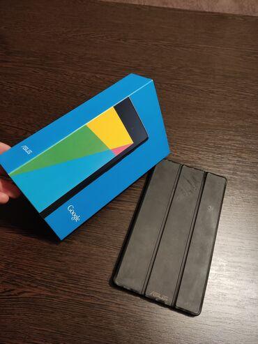 графический планшет бишкек in Кыргызстан | ПЛАНШЕТЫ: Планшет Asus Nexus 7.- планшет- WiFi- СИМ-карта- память 32gbВ