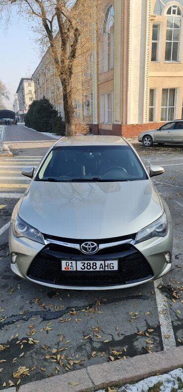 шины для грузовых автомобилей в Кыргызстан: Toyota Camry 2.5 л. 2015 | 87000 км