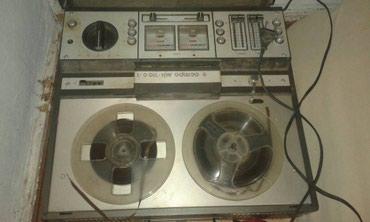 Продаю 2 советские катушечные магнитофоны. в Токмак