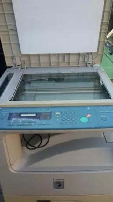 Продаю ксерокс А3 канон ir 1600в хорошем в Бишкек