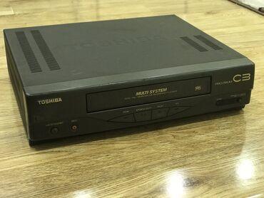 Видео магнитофон Toshiba