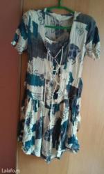 Izuzetna haljina modernog dezena i kvalitetna kao i sva moja roba,veli - Vrnjacka Banja