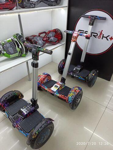 сколько стоят гироскутеры в Кыргызстан: Сигвэй А8 10дюйм в магазине Gerik+ Жибек жолу 405, ТЦ Гоин 2 этаж отде