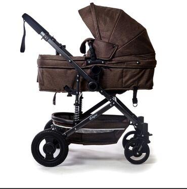 Детский мир - Талас: Продаю коляску фирмы барс покупали новую пользовались только дома вся