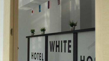 Хостел / Отель «White Hotel & Hostel» — яркий в Бишкек