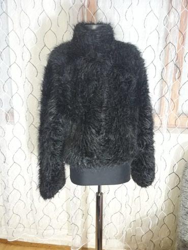 Krzneni kaputi - Lazarevac: Bundica,kao nova,obucena par puta