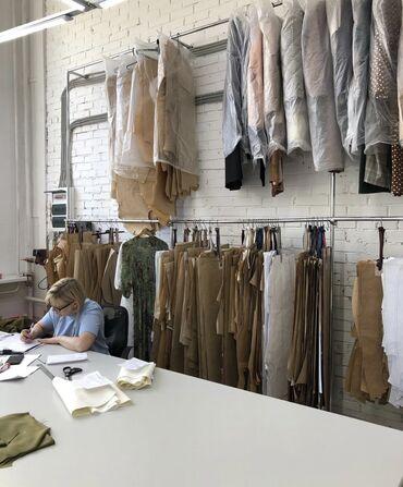 Работа - Бишкек: В развивающуюся компанию по пошиву женской одежды требуется дизайнер