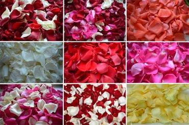 Лепестки роз для романтического в Бишкек