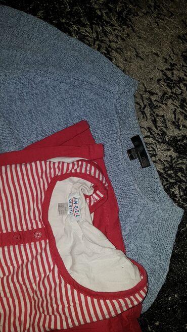 Zenski dzemper br - Srbija: Zenske stvari paket L velicina majica jakna L sve sa slika 600 dinara