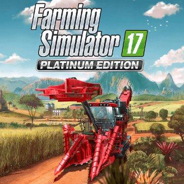 Farming simulator 2017 (platinum edition) - Boljevac