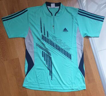 Adidas original sportska majica zelena, za sport ili trening