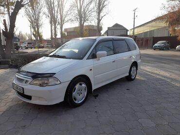 Honda Odyssey 2.3 l. 2000 | 27 km