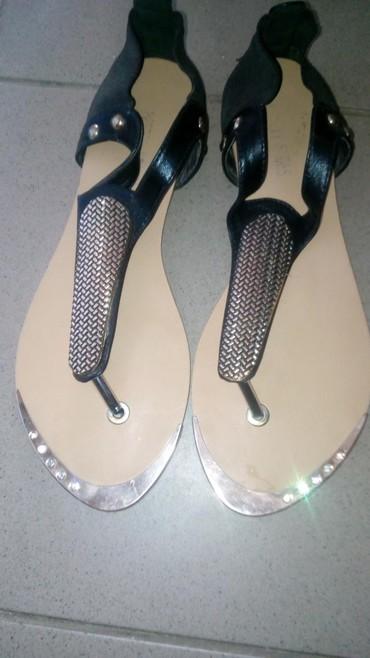 Sandalice jednom obucene kao nove su kupljene u francuskoj br, 39 - Zitorađa - slika 2