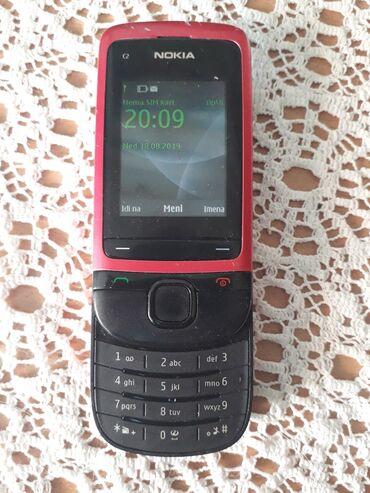 Elektronika - Boljevac: Nokia c2-05 u odlicnom stanju sa punjacem i odlicnom baterijom koja