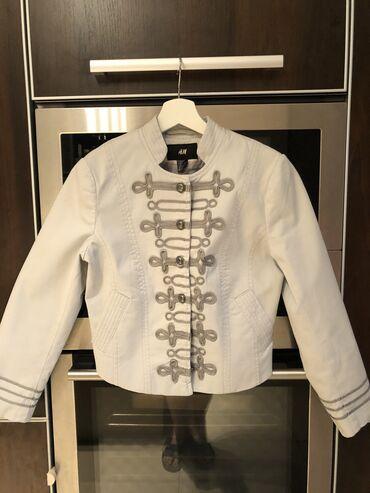 HM куртка-пиджак,размер EU34 (размер S). материал плотный хлопок,как