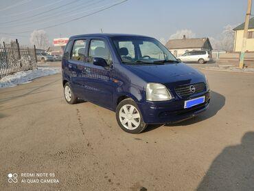 еней плюс постельное белье в Кыргызстан: Opel Agila 1 л. 2001 | 173000 км